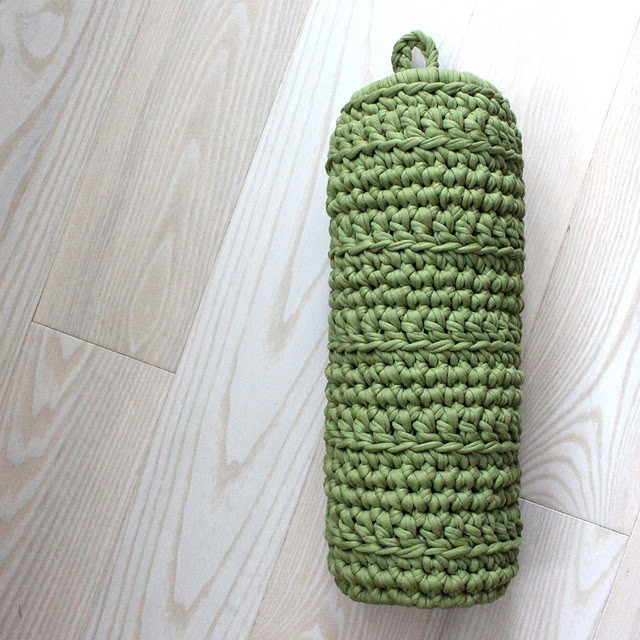 Crochet Grocery Bags Elegant 1000 Images About Crochet Bag Holders On Pinterest Of New 45 Pictures Crochet Grocery Bags