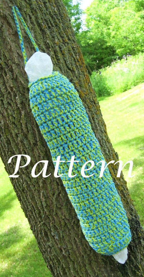 Crochet Grocery Bags Lovely Instant Download Grocery Bag Holder Crochet Pattern May Of New 45 Pictures Crochet Grocery Bags