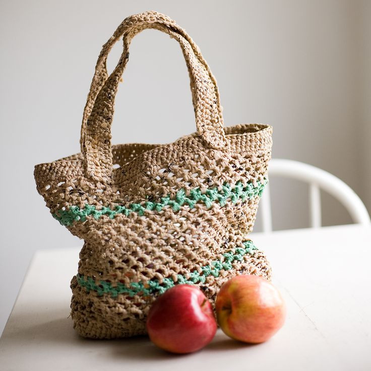 Crochet Grocery Bags Luxury How to Make Plarn for Crochet or Knitting Plastic Bag Of New 45 Pictures Crochet Grocery Bags