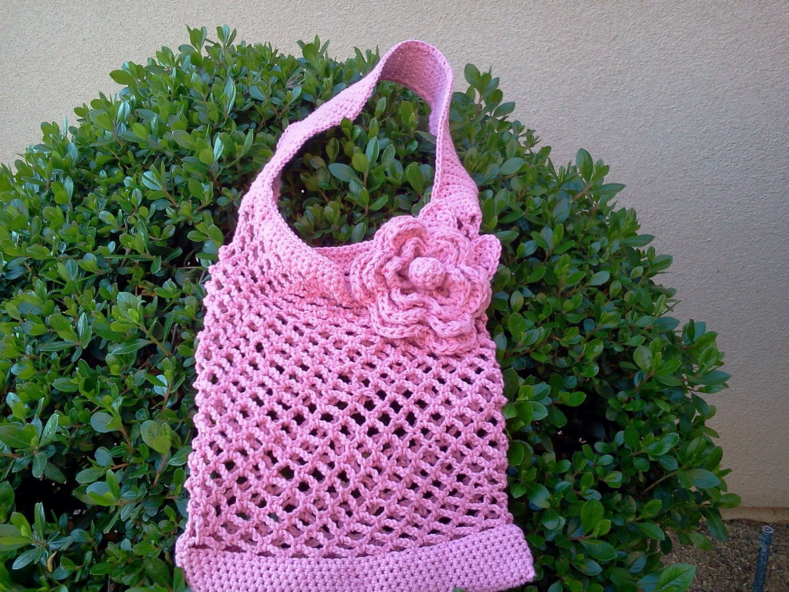 Crochet Grocery Bags Unique Mesh Shopping Bag Crochet Pattern – Easy Crochet Patterns Of New 45 Pictures Crochet Grocery Bags
