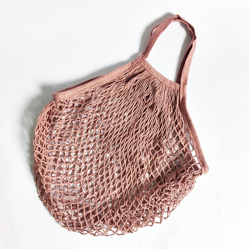 Crochet Grocery Bags Unique Trove Of Gaia Reusable Cotton Crochet Mesh Grocery Bag Of New 45 Pictures Crochet Grocery Bags