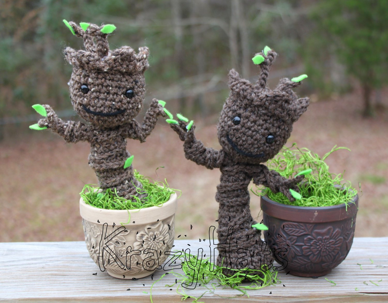 Crochet Groot Awesome Baby Groot Crochet Baby Groot Of Contemporary 42 Images Crochet Groot