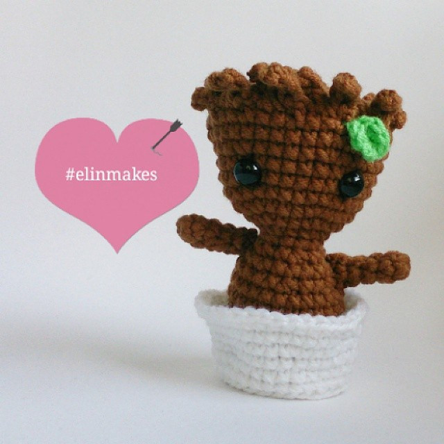 Crochet Groot Luxury Crocheted Groot Round Up Of Contemporary 42 Images Crochet Groot