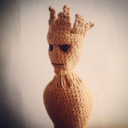 Crochet Groot New Crocheted Groot Round Up Of Contemporary 42 Images Crochet Groot