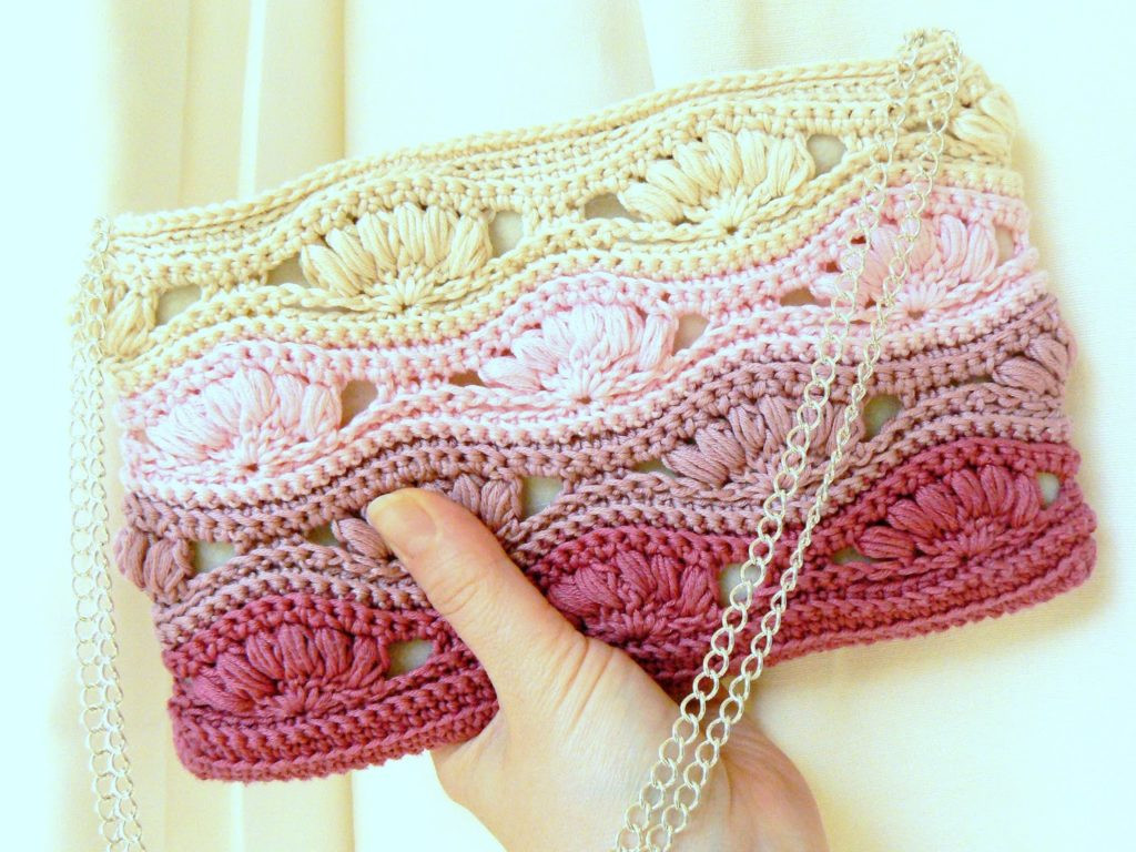 Crochet Handbag Patterns Awesome Update Your Wardrobe with these Cute Crochet Purses and totes Of Brilliant 47 Pics Crochet Handbag Patterns