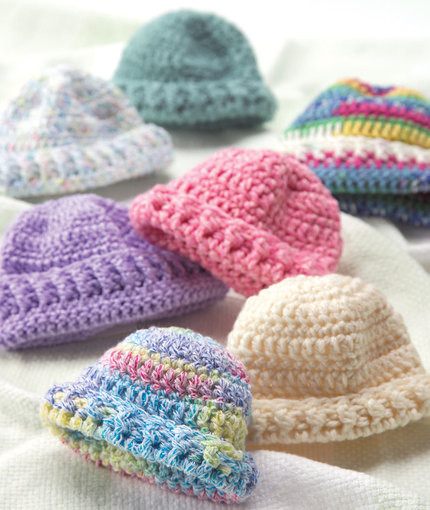 Crochet Hat Patterns for Beginners Awesome 14 Free Baby Crochet Patterns for Beginners ⋆ Knitting Bee Of Gorgeous 48 Ideas Crochet Hat Patterns for Beginners