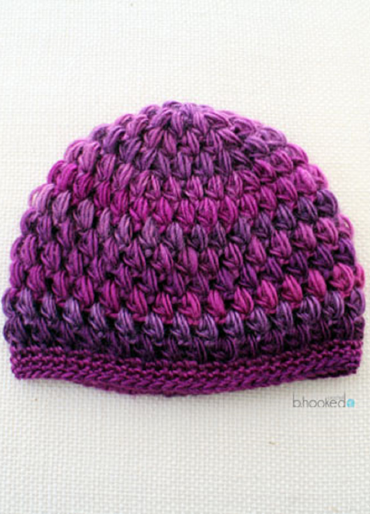 Crochet Hat Sizes Lovely Crochet Puff Stitch Hat Infant and toddler Sizes Of New 46 Photos Crochet Hat Sizes