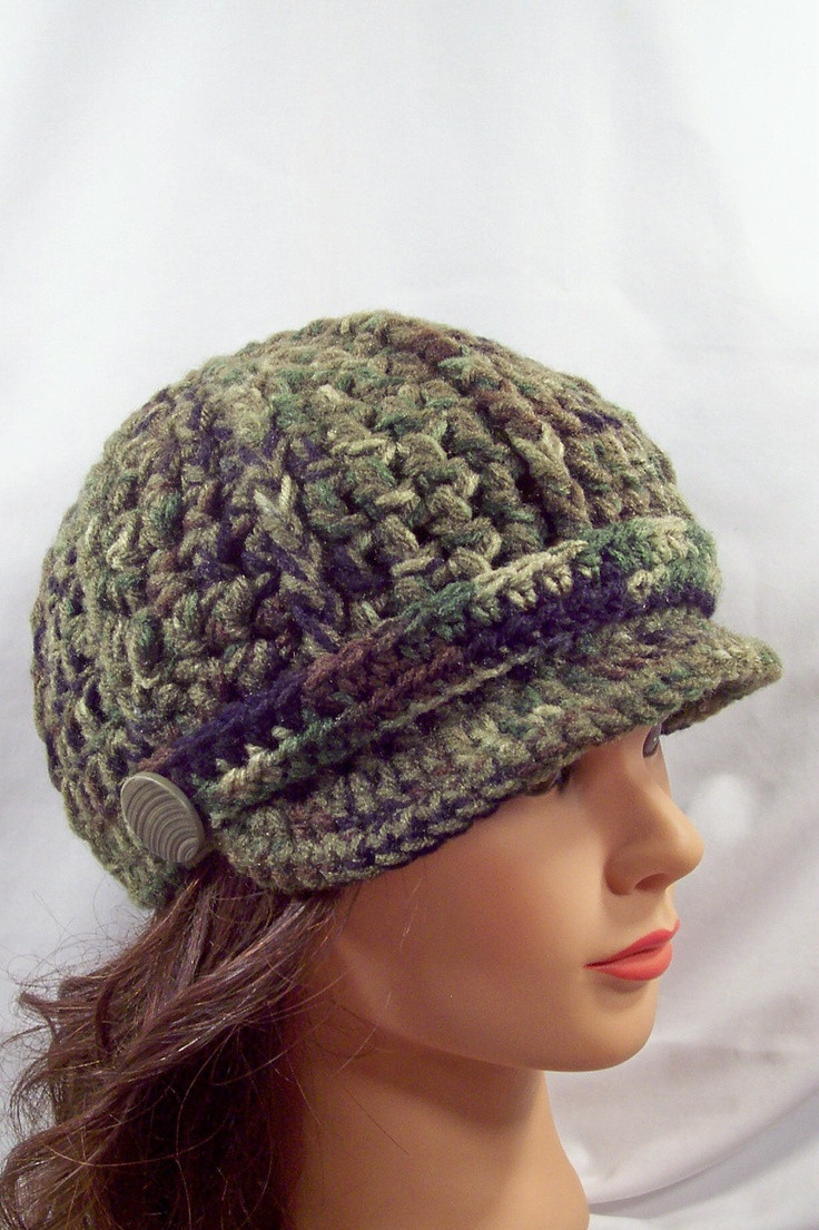 Crochet Hat with Brim Best Of 233 Best Images About Crochet Hats with Brim On Of Marvelous 46 Ideas Crochet Hat with Brim