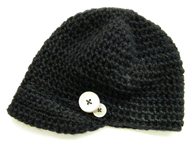 CROCHET PATTERNS FOR BABY HATS Free Patterns