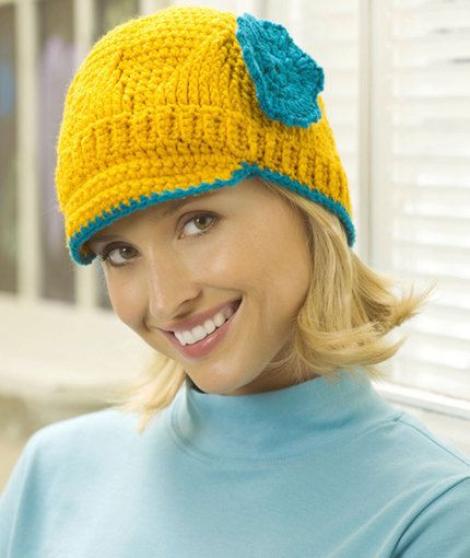 Crochet Hat with Brim New Pinterest • the World's Catalog Of Ideas Of Marvelous 46 Ideas Crochet Hat with Brim