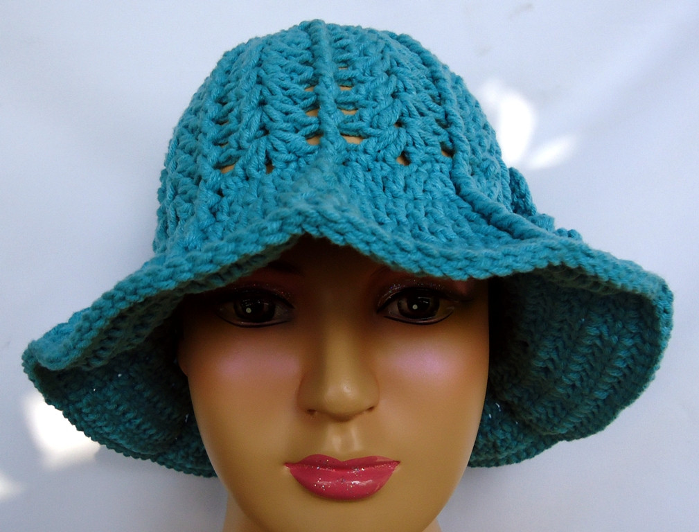 Crochet Hat with Brim Unique Stitch Of Love Another Ridge Hat with Brim Of Marvelous 46 Ideas Crochet Hat with Brim