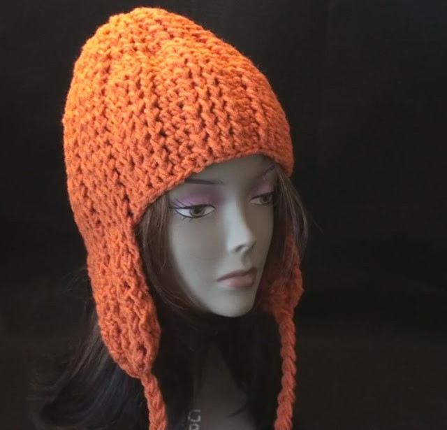 Crochet Hat with Ear Flaps Elegant Crochet Cable Cap Adult Cap Of Delightful 50 Pictures Crochet Hat with Ear Flaps