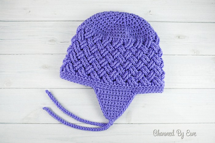 Crochet Hat with Ear Flaps Inspirational Hats with Ties & Earflaps Pattern Pilation Cre8tion Of Delightful 50 Pictures Crochet Hat with Ear Flaps