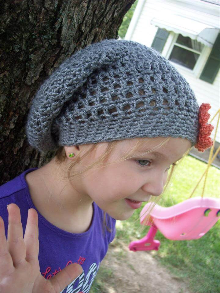 Crochet Hats for Kids Awesome 45 Super Diy Crochet Brimmed Beanie Hat Design Of New 45 Ideas Crochet Hats for Kids