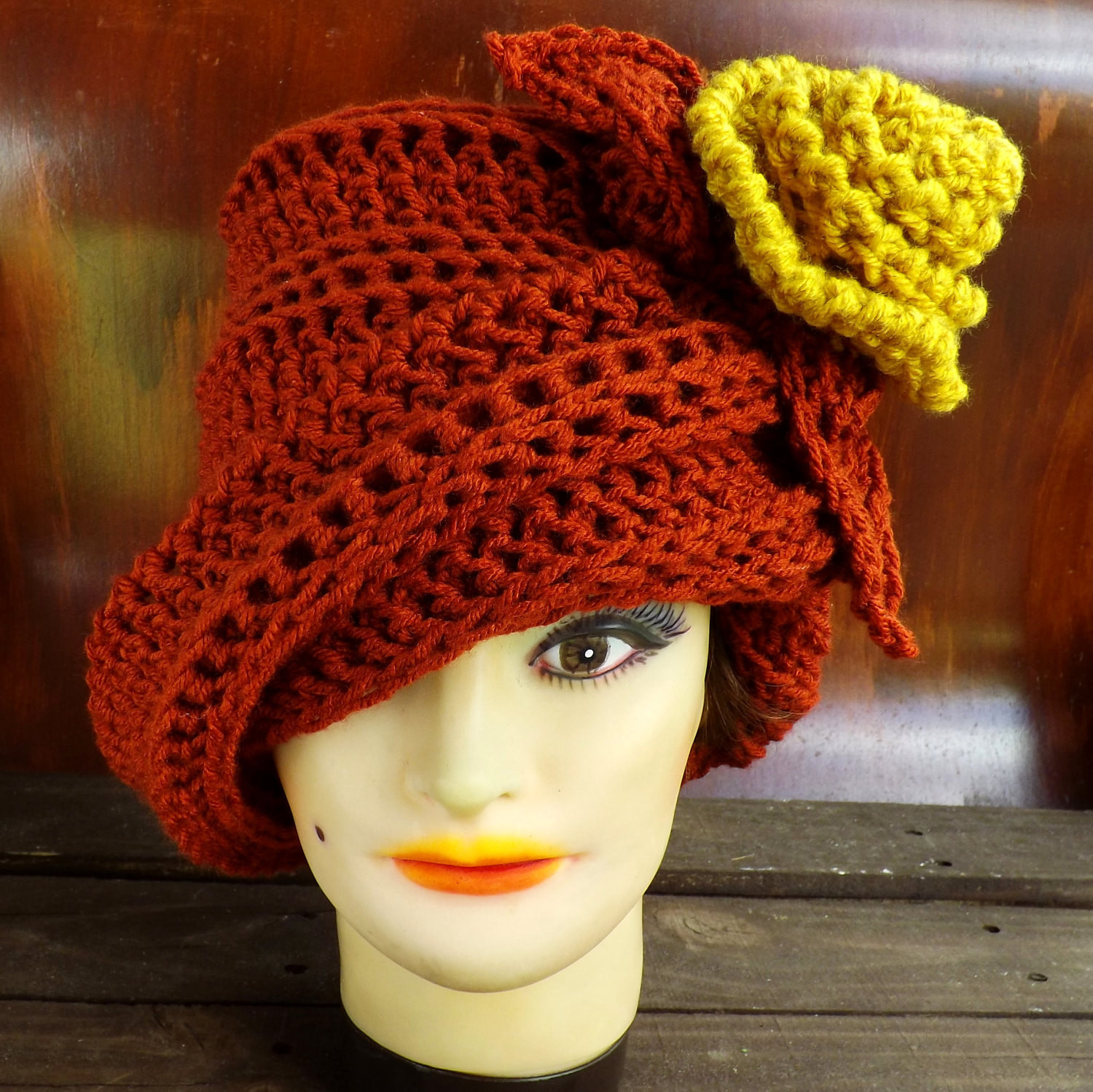 Crochet Hats for Women Awesome Cloche Hat 1920s Womens Crochet Hat Womens Hat Crochet Of Perfect 33 Ideas Crochet Hats for Women