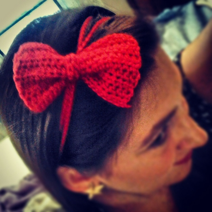 Crochet Headbands for Adults Best Of Red Crochet Bow Headband Adult Size Of Marvelous 41 Photos Crochet Headbands for Adults
