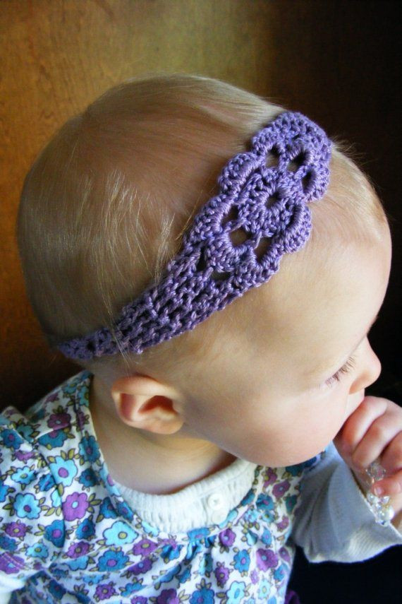 Crochet Headbands for Baby Fresh 56 Best Baby Headband Patterns Images On Pinterest Of Innovative 46 Pics Crochet Headbands for Baby