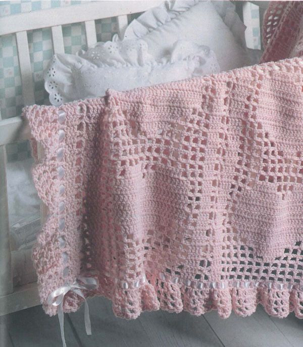 Crochet Heart Afghan Best Of Hearts and Bows Baby Afghan Epattern Of Adorable 47 Pictures Crochet Heart Afghan