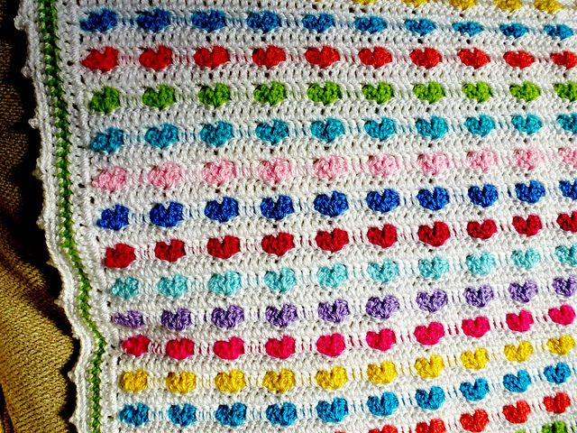 Crochet Heart Blanket Awesome 249 Best Images About Crochet Baby Blankets 5 On Of Incredible 44 Images Crochet Heart Blanket