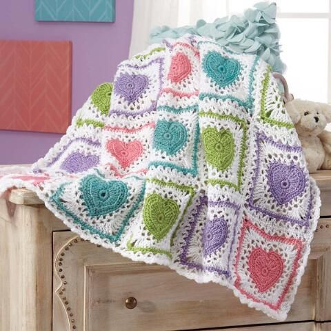 Crochet Heart Blanket Best Of 209 Best Images About Babies toddlers Kids Oh My On Of Incredible 44 Images Crochet Heart Blanket