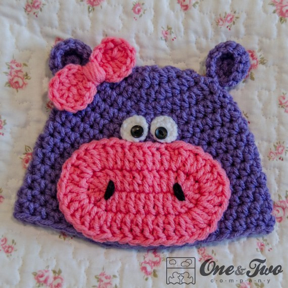 Crochet Hippo Pattern Free Awesome 10 Free Patterns for Crochet Animal Hats the Perfect Diy Of Awesome 40 Pics Crochet Hippo Pattern Free