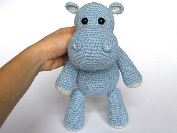 Crochet Hippo Pattern Free Awesome Little Hippo Timi Amigurumi Crochet Pattern Of Awesome 40 Pics Crochet Hippo Pattern Free