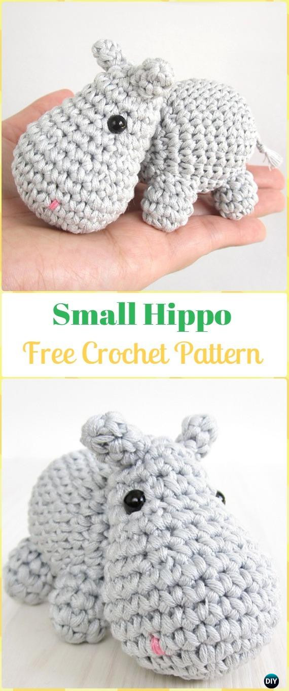 Crochet Hippo Pattern Free Best Of Amigurumi Crochet Hippo toy softies Free Patterns Of Awesome 40 Pics Crochet Hippo Pattern Free