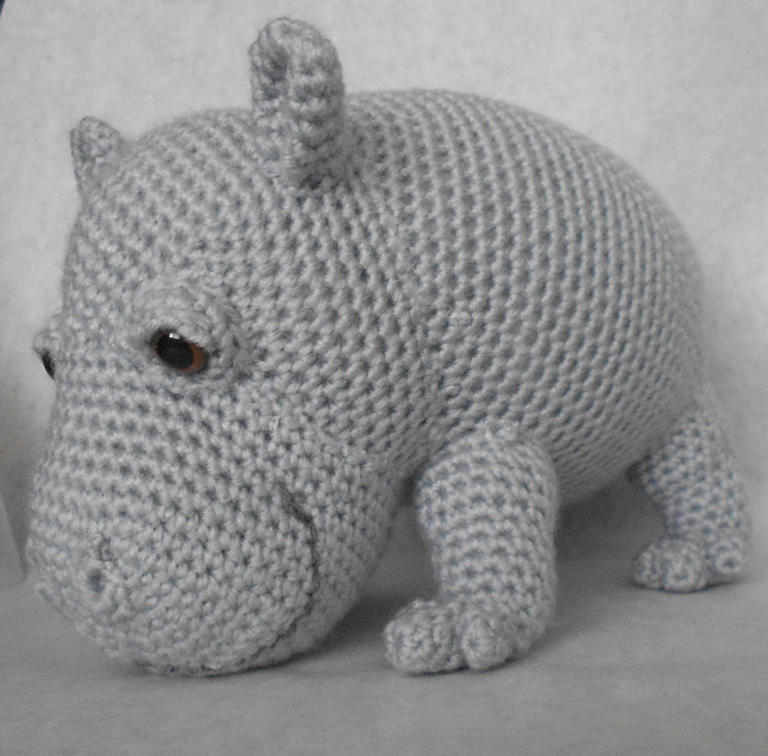Crochet Hippo Pattern Free Best Of Hippo Amigurumi Crochet Pattern Of Awesome 40 Pics Crochet Hippo Pattern Free