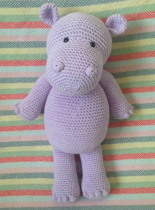 Crochet Hippo Pattern Free Elegant 25 Best Ideas About Crochet Hippo On Pinterest Of Awesome 40 Pics Crochet Hippo Pattern Free