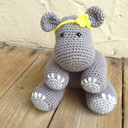 Crochet Hippo Pattern Free Elegant Crochet Hippo toy Free Pattern Crochet toys Of Awesome 40 Pics Crochet Hippo Pattern Free