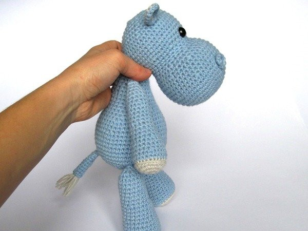 Crochet Hippo Pattern Free Lovely Little Hippo Timi Amigurumi Crochet Pattern Of Awesome 40 Pics Crochet Hippo Pattern Free