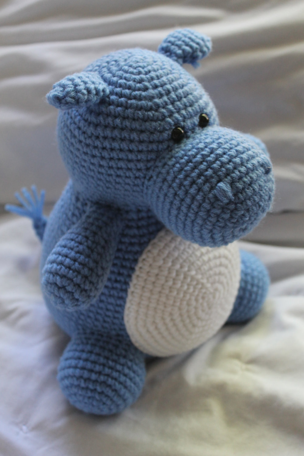 Crochet Hippo Pattern Free Luxury Hilda the Hippo Crochet Amigurumi Pattern Only Pdf Of Awesome 40 Pics Crochet Hippo Pattern Free
