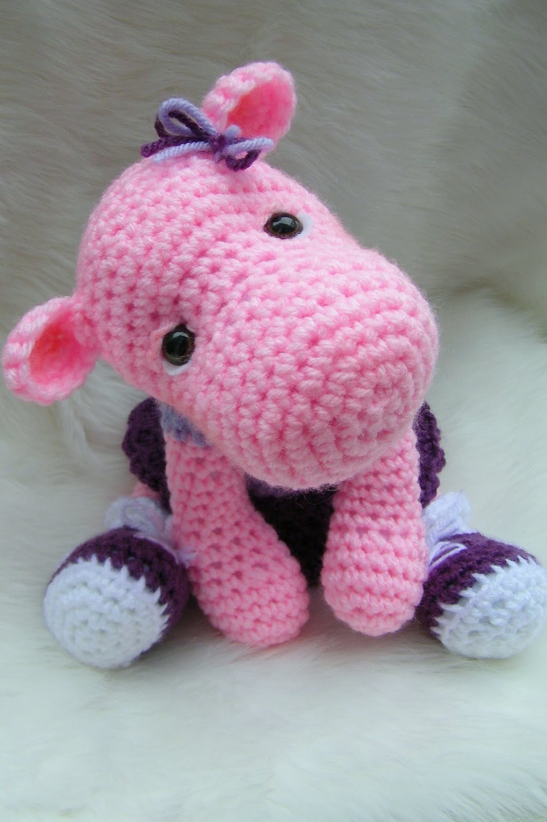Crochet Hippo Pattern Free Luxury Teri S Blog Time for some Pink Of Awesome 40 Pics Crochet Hippo Pattern Free
