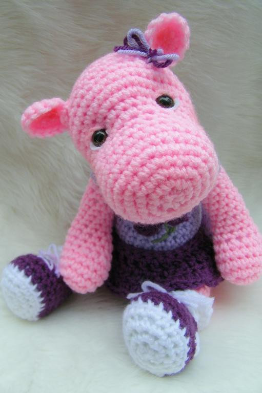 Crochet Hippo Pattern Free New Crochet toys Pattern – Crochet Club Of Awesome 40 Pics Crochet Hippo Pattern Free