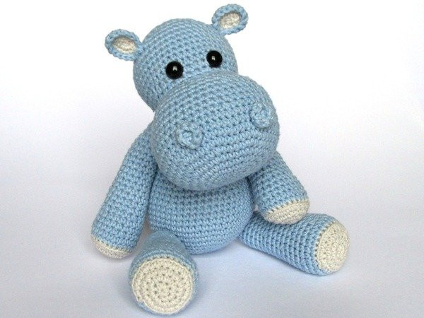 Crochet Hippo Pattern Free New Little Hippo Timi Amigurumi Crochet Pattern Of Awesome 40 Pics Crochet Hippo Pattern Free