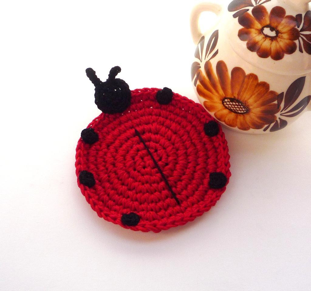Crochet Home Decor Beautiful Ladybug Home Decor Of Amazing 43 Pics Crochet Home Decor