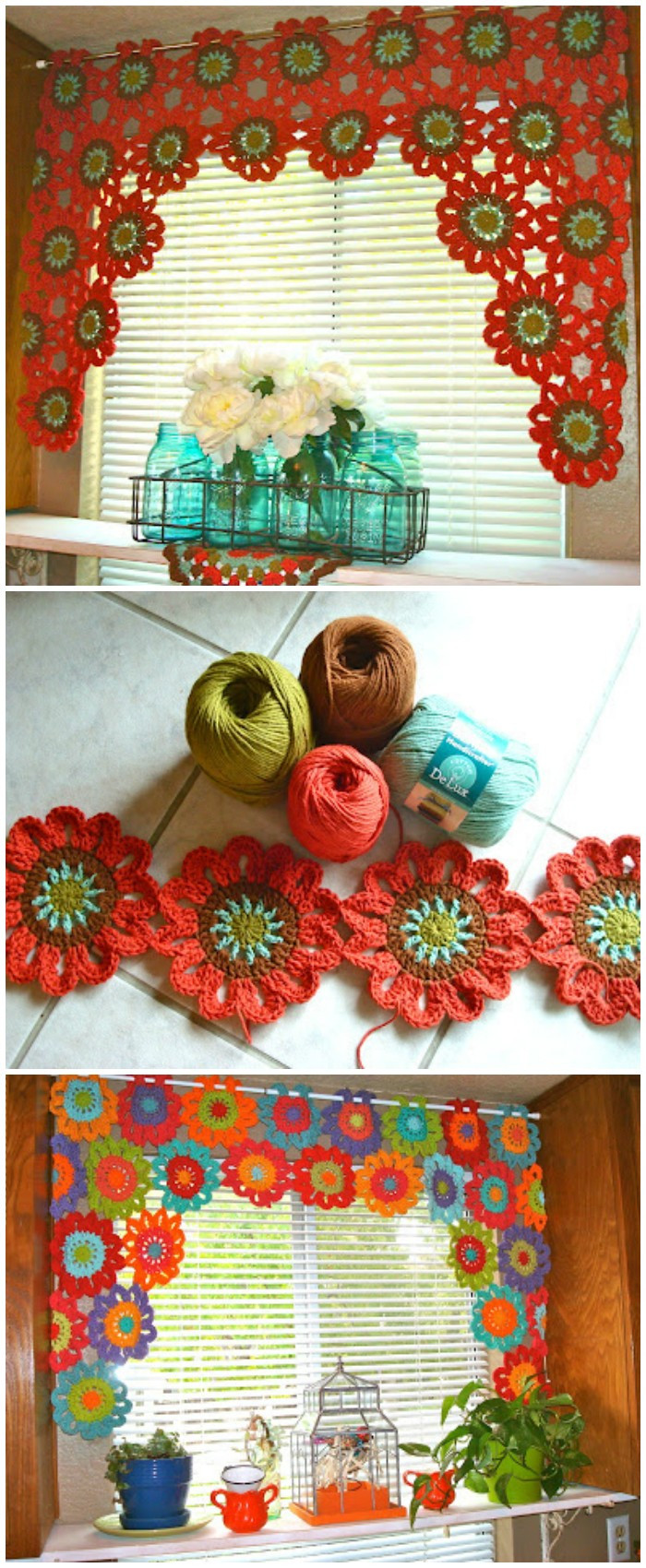 Crochet Home Decor New Free Crochet Curtain Patterns for Your Home Decor • Diy Of Amazing 43 Pics Crochet Home Decor