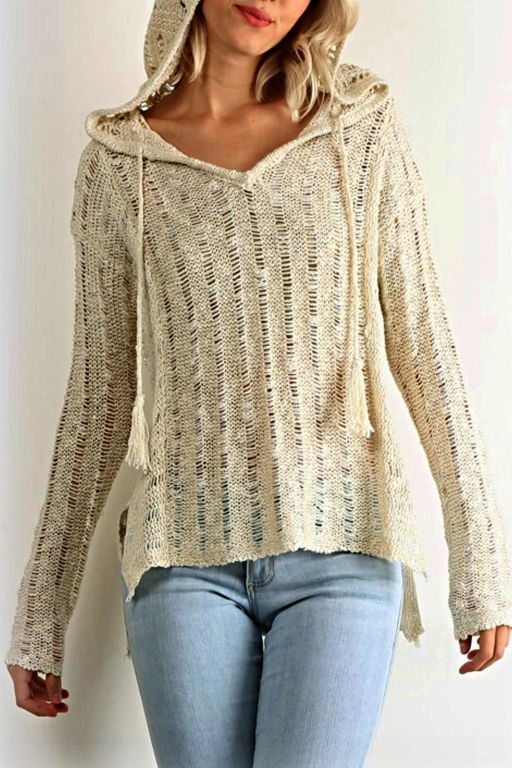Crochet Hoodie Awesome Hem & Thread Crochet Hoo Sweater From Chicago by What Of Awesome 43 Images Crochet Hoodie