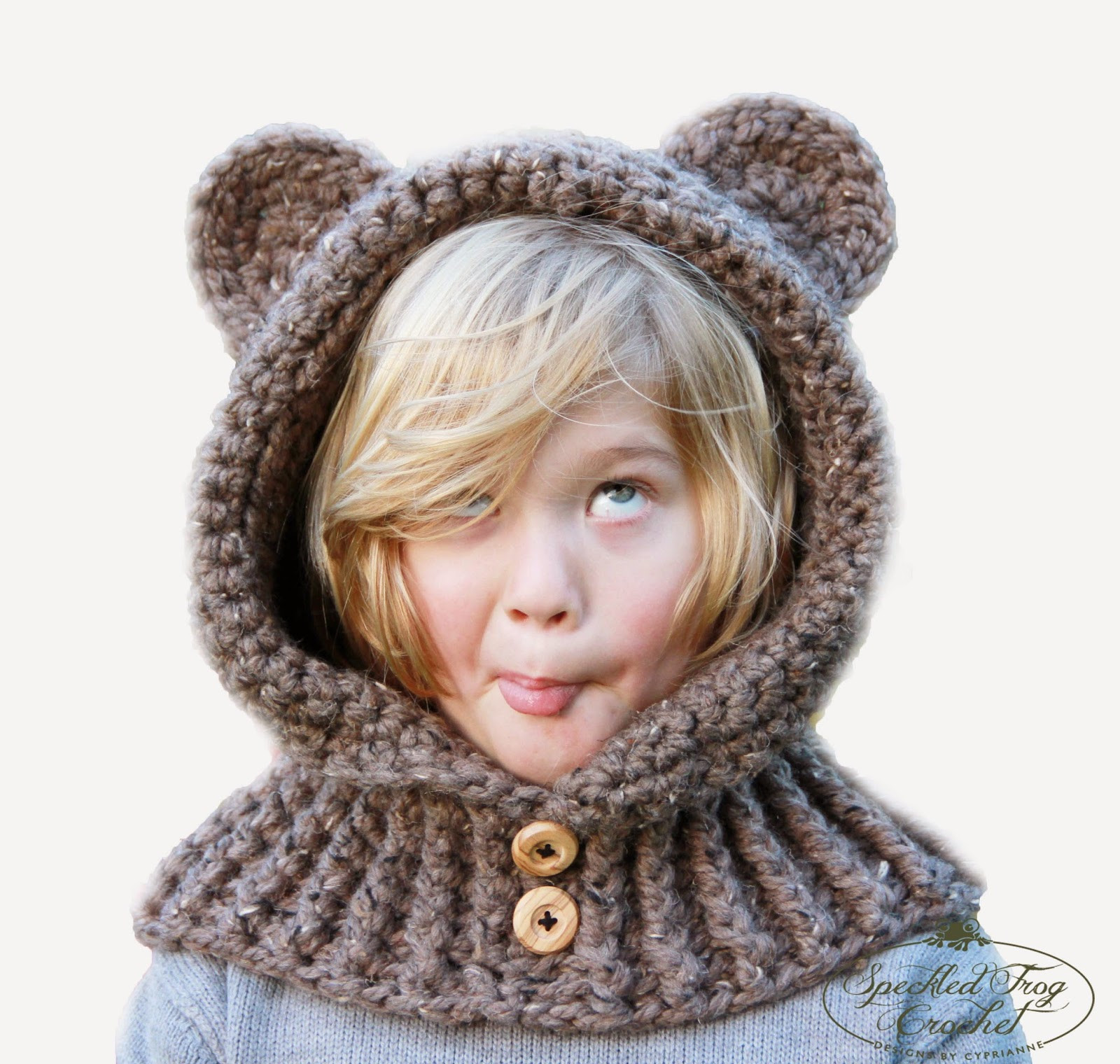 Crochet Hoodie Best Of Crochet Hooded Bear Cowl Pattern Of Awesome 43 Images Crochet Hoodie