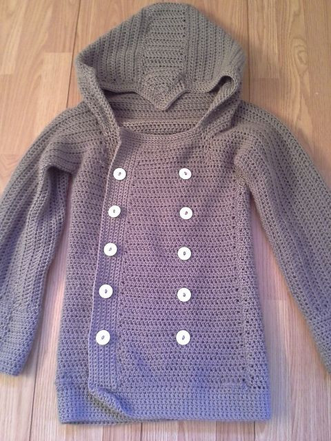 Crochet Hoodie Elegant 17 Best Images About Crochet Clothing for Children On Of Awesome 43 Images Crochet Hoodie