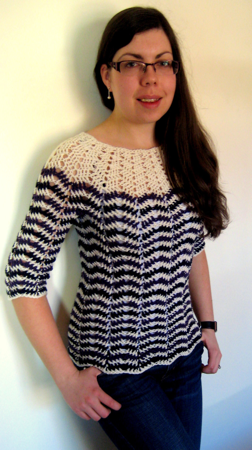 Crochet Hoodie Lovely Chevron Stripes 3 Season Sweater Of Awesome 43 Images Crochet Hoodie