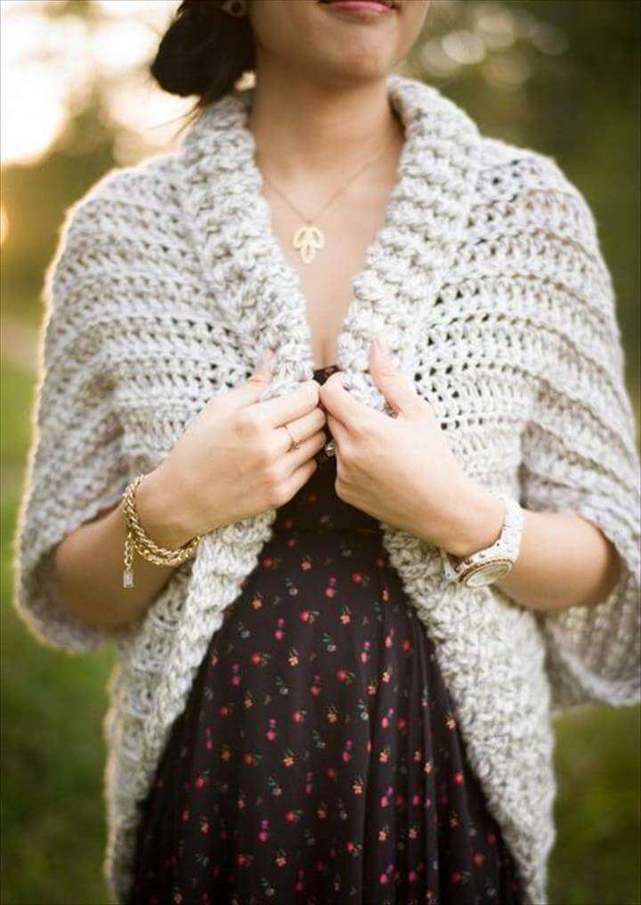 20 Awesome Crochet Sweaters For Women s