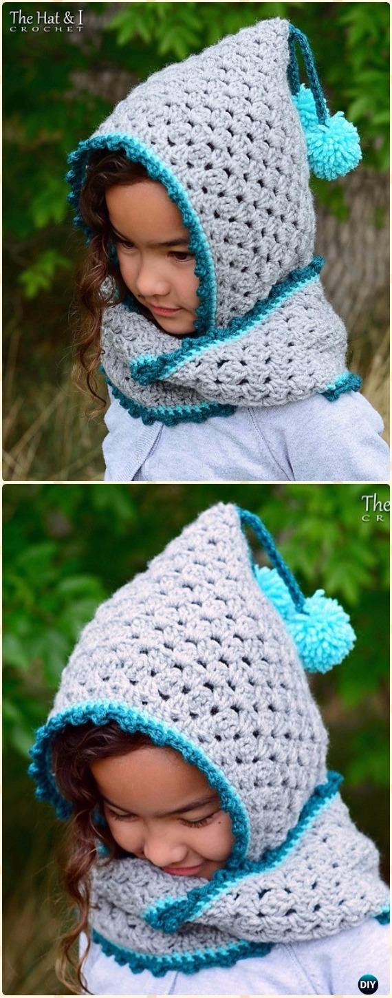 Crochet Hoodie New Crochet Hoo Scarf Scoo Free Patterns Of Awesome 43 Images Crochet Hoodie