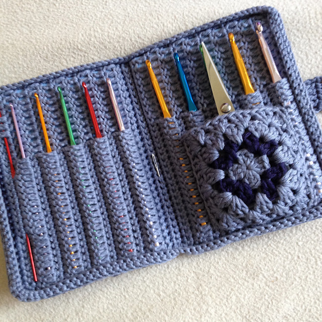 Crochet Hook Cases Awesome Aluminum Crochet Hook Case Free Pattern Of Beautiful 49 Pictures Crochet Hook Cases