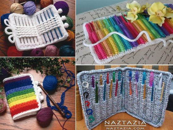 Crochet Hook Cases Elegant Mermoz Round Crochet Bag is A Free Pattern Of Beautiful 49 Pictures Crochet Hook Cases