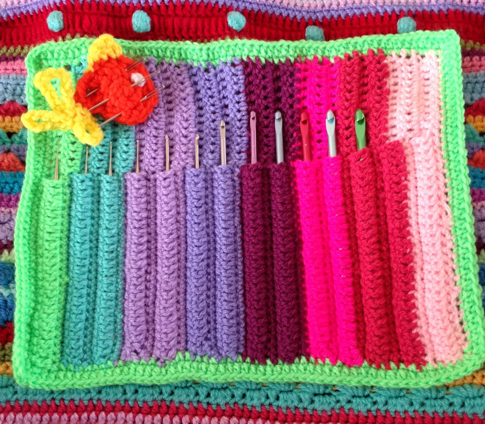 Crochet Hook Cases Luxury Another Ve Arian Crochet Hook Case Of Beautiful 49 Pictures Crochet Hook Cases