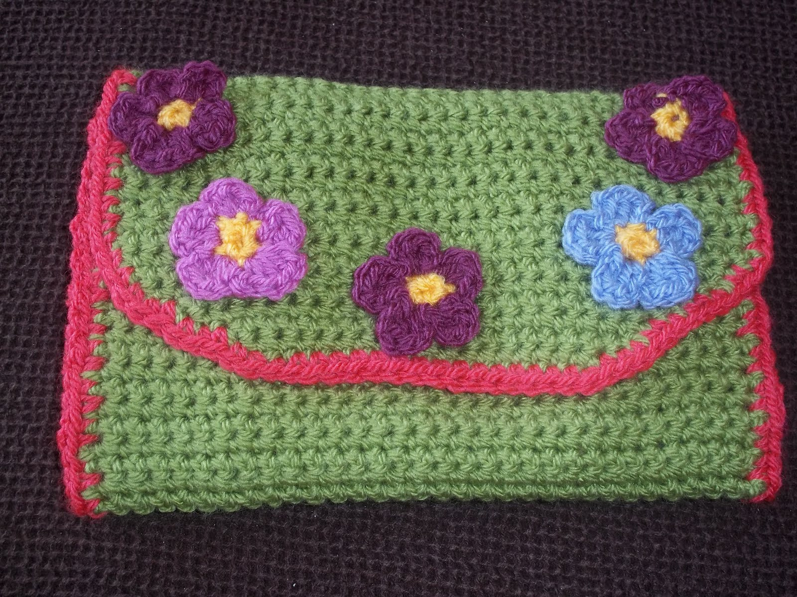 Lucy In the sky Crochet Hook Case Quick and Easy but