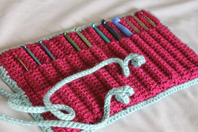 Crochet Hook organizer Best Of Crochet Hook Case Of Brilliant 43 Photos Crochet Hook organizer