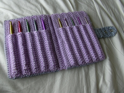 Crochet Hook organizer Luxury Crochet Hook Holder Pattern – Crochet Club Of Brilliant 43 Photos Crochet Hook organizer
