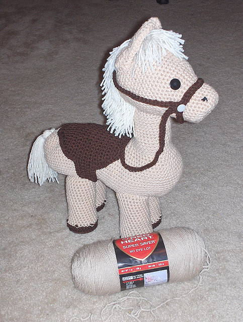 Crochet Horse Awesome Free Crochet Pattern Horse toy Dancox for Of Perfect 47 Pics Crochet Horse